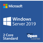 Microsoft Windows Server 2019 Standard Core Open License - 2 Cores