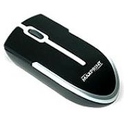 Mini mouse usb otico preto max 1pc - 60323-4 - Maxprint