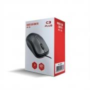 Mouse C3 Tech MS-35BK, USB - MS-35BK