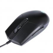 Mouse Gamer HP M260 RGB , LED, 6 Botões, 6400DPI - 7ZZ81AA#ABM*