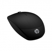 Mouse Sem Fio HP X200 Preto - 6VY95AA*