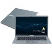 NOTEBOOK COMPAQ CQ27 CORE I3 LINUX 4GB RAM 240GB SSD 14 - PC814