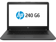 "NOTEBOOK HP 240 G6 - I3 7200U - 4GB DDR4 2133MHZ - HD 500GB - TELA 14"" - WIN PRO 64 - 1 ANO 6yh04la#ac4"