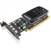 NVIDIA P600 2GB GDDR5 MINI DP4 GRAPHICS CARD WITH LP BRACKET - 4X60N86658