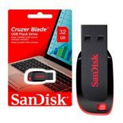 PEN DRIVE 32GB Z50 CRUZER BLADE SANDISK - SDCZ50-032G-B35*