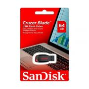 PEN DRIVE 64GB Z50 CRUZER BLADE SANDISK