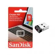 PEN DRIVE SANDISK CRUZER® FIT 16GB Z33