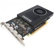PLACA DE VIDEO NVIDIA QUADRO P2000 5GB P/ TH