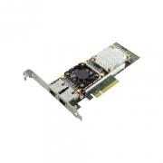 PLACA REDE DELL 57810 DP BASE-T 10GB FP P/ POWEREDGE 13G/14G - 540-BBGU