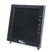 POSTECH MONITOR 8 LCD 800X600 S/AUDIO FONTE EXT. - GPS080N12004X7