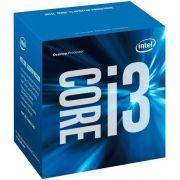Processador Intel Core I3-6100 Skylake 3.7GHz3MB LGA1151 BX80662I36100