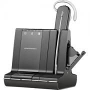SISTEMA DE FONE MONO SAVI W740M DECT EXTENSAO RJ9 E USB E BT - 84001-06