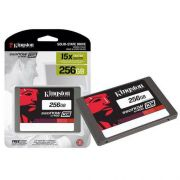 "SSD 256 GB  SKC600/256G 2.5"" 256 GB SSD Hard Drive Kingston"