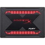 SSD KINGSTON HYPERX F X FURY RGB SHFR200/480G