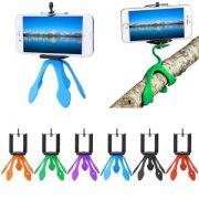 SUPORTE Flexivel PARA CELULAR E Camera Fotografica - CORES SORTIDAS