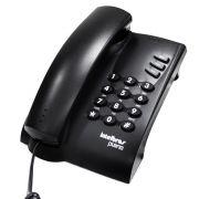 Telefone Intelbras Pleno Preto*