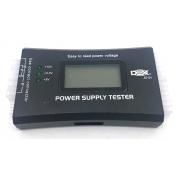 Testador de Fonte Lcd ATX 20 24 Pinos Dex - AT-01