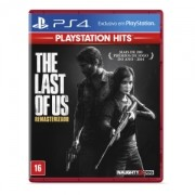 Sony Playstation THE LAST OF US REMASTERED HITS . - P4DA00731101FGM