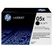Toner HP 05X Preto Alta Capacidade LaserJet Original (CE505X) - CE505X