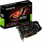 VGA GeForce 2GB GTX 1050 OC GDDR5, 128 Bits - GV-N1050OC-2GD