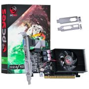 VGA GeForce 4GB GT730 128 bits DDR3 Low Pro PW730GT12804D3LP