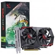 VGA GeForce 4GB GTX 1050Ti PCYes DDR5 PA1050TI12804G5DF