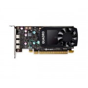 VGA Nvidia Quadro 2GB P400 GDDR5 PCI Express 3.0 x 16 - VCQP400-PORPB