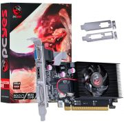 VGA Radeon 2GB R5 230 DDR3 Low Profile Pcyes 64Bits PW230R56402D3LP