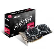 VGA Radeon 8GB RX 580 ARMOR OC MSI 912-V341-237
