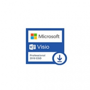 Visio Professional 2019 All Language ESD - D87-07425