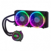 Watercooler Dex Ice 240A RGB, 240mm