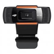 Webcam C3Tech Hd 720p WB-70BK Com Microfone