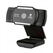 Webcam Kross Full HD 1080p Foco Automático