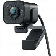 Webcam Logitech StreamCam Plus Full HD 1080p/60fps Tipo C