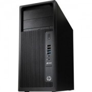 WORK HP Z240 E3-1225V5 W1OP 16GB 1TB NVD P400 2GB 3L BUNDLE C/ MONITOR 27
