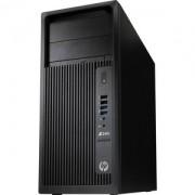 WORK HP Z240 E3-1240V5 W10P 8GB 1TB NVD P400 2GB 3L
