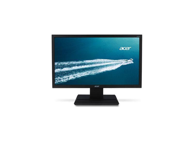 "ACER MONITOR V206HQL BB, 19,5""  HD VGA, HDMI - PRETO"