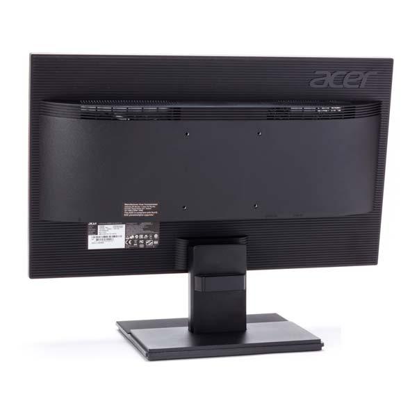 "ACER MONITOR V226HQL, 21,5"" FULL HD  VGA DVI VESA INCLINAÇÃO PRETO"