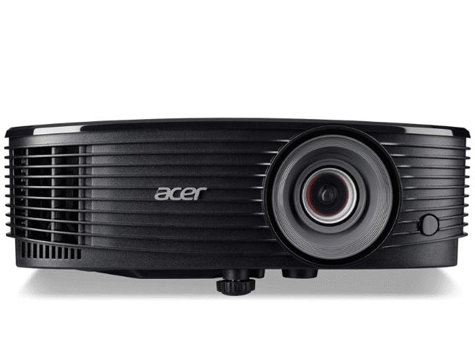 ACER PROJETOR X1223H 3600 LUMENS XGA, VGA + HDMI - PRETO