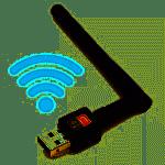 Adaptador Wireless USB Wifi 300mbps Sem Fio - TE300