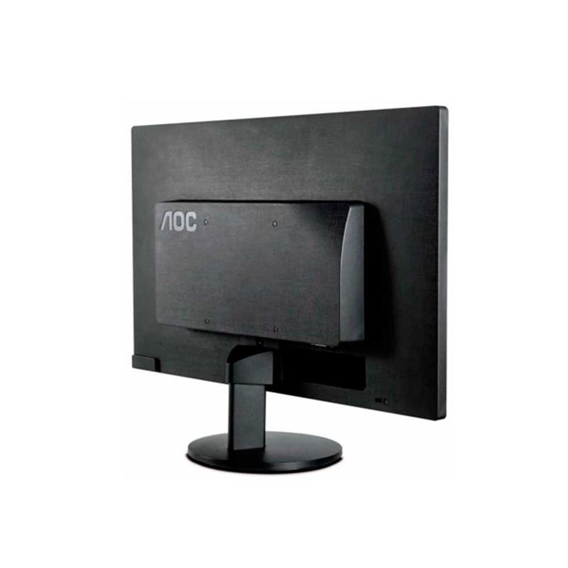 "MONITOR M2470SWD2 - LED 23,6"" WIDE, PRETO (DVI, VESA 100X100)"