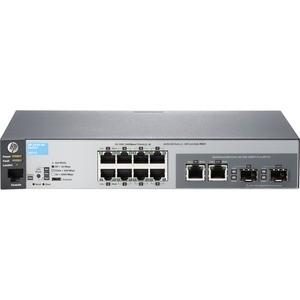 Hewlett Packard Enterprise ARUBA 2530 8G SWITCH . - J9777A
