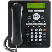 Avaya Aparelho Telefonico IP (1608-I). Icone somente. Display 3x24. 2x portas 10/100Mbps. PoE