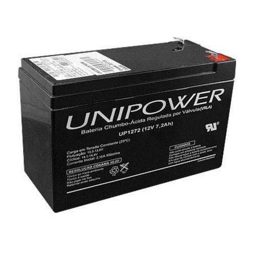 Bateria Recarregavel Selada 12v 7 Ah Up1270 Seg - UP1270