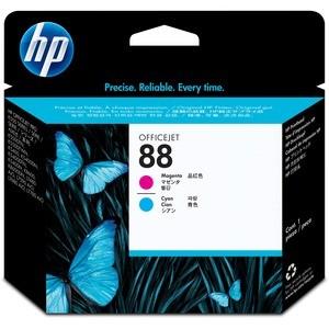 HP Inc. CABE A DE IMPRESS O HP 88CIANO E MAGENTA -C9382A - C9382A