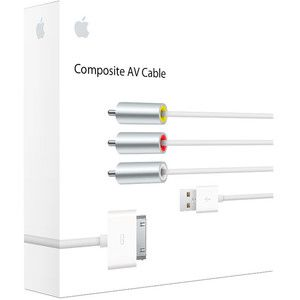 CABO AV COMPOSTO DA APPLE - MC748BZ/A
