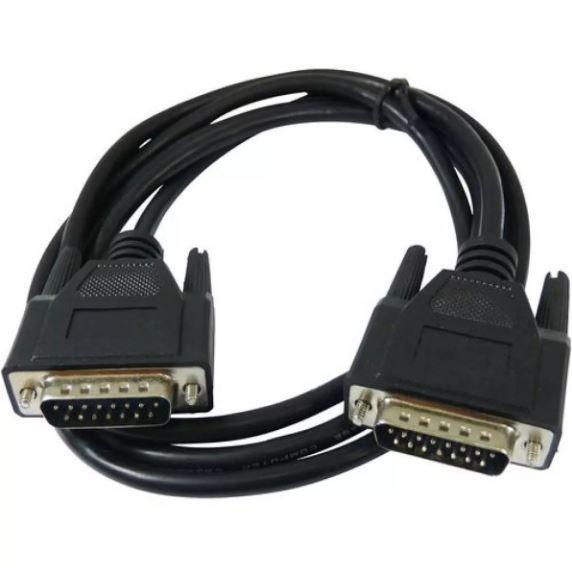 Cabo de Monitor Plus Cable p/ Macintosh DB15/15 3.0mts PC-MON3001 - PC-MON3001