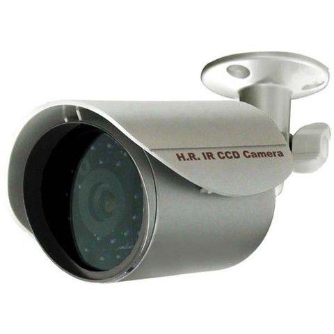 Camera Infra Alpha Digital KPC136BT  1/3 CCD AD 30mts 21 Leds
