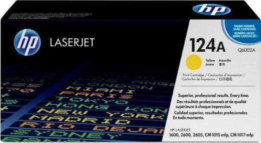 Cart Toner Black HP - Q6000AI - p / Impres LJ2600 - Q6000AL