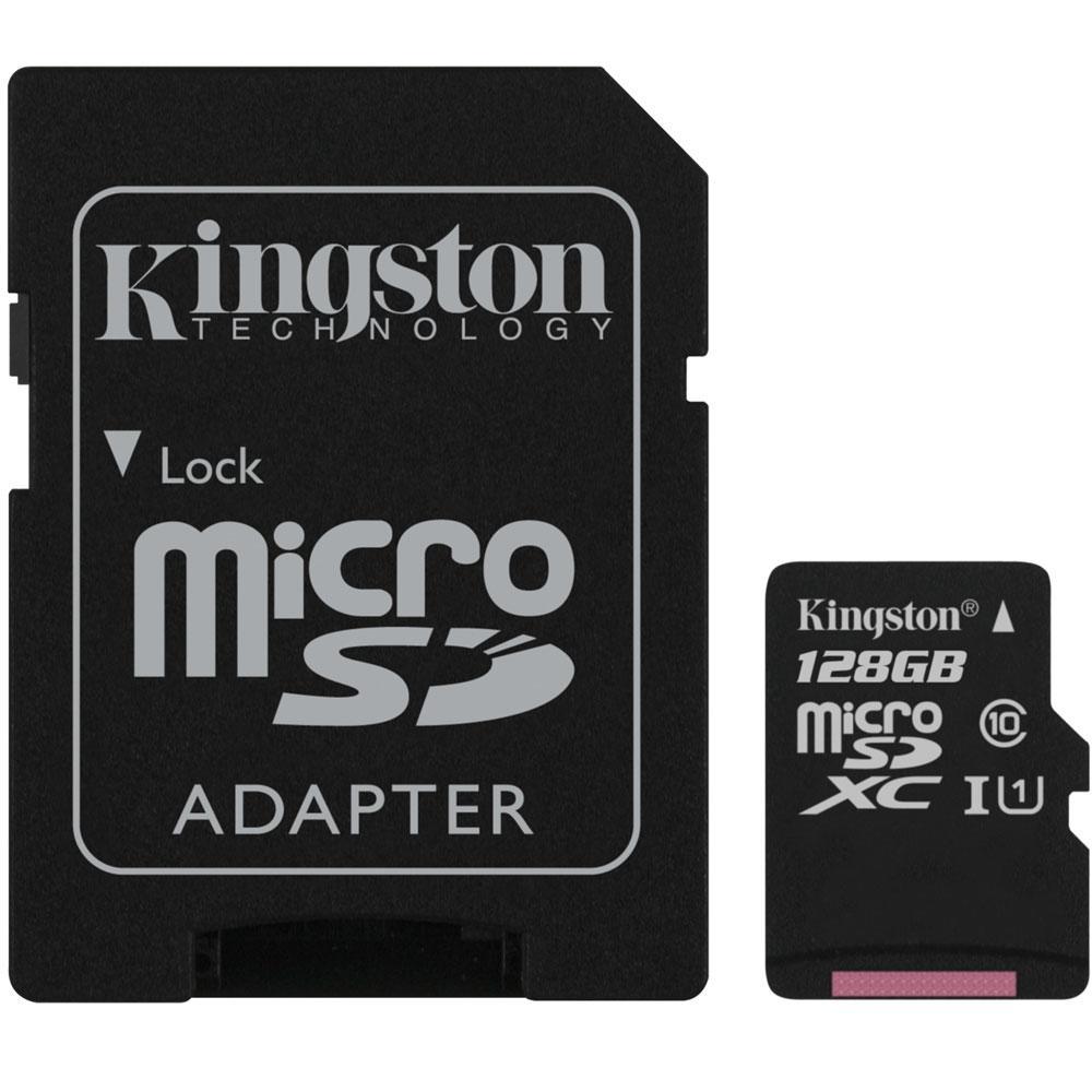 CARTAO DE MEMORIA MICRO SD 128GB CLASS 10  - SDCS/128GB